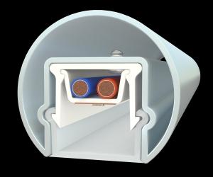 LUX GLENDER – Das Licht im Handlauf-System